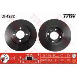 DF4232 - TRW BREMSSCHEIBE...